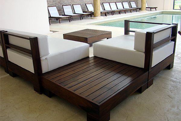 Nuestros muebles para exterior e interior del for Muebles de jardin exterior